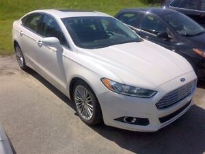2013 Ford Fusion SE Luxury
