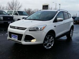 2014 Ford Escape TITANIUM-NAVIGATION-PANORAMIC ROOF