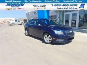 2011 Chevrolet Cruze *Auto! *XM! *Remote Start! *Pr Group! *New
