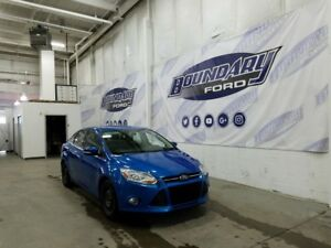 2012 Ford Focus SEL W/ 2.0L Engine, Active Park Assist, Cloth
