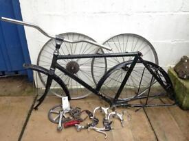 Vintage Raleigh sprite bike