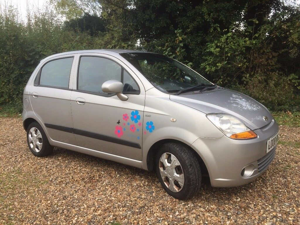 cheap car small engine 2008 chev matiz low mileage long mot excellent first car 1 litre in. Black Bedroom Furniture Sets. Home Design Ideas