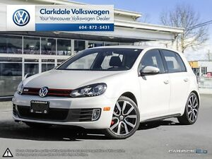2013 GTI A6 5-DOOR 2.0T 6-SPEED AUTOMATIC
