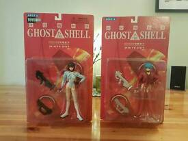 Ghost in the shell Motoko collectable figures