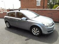 2005 vauxhall astra{alloys,roof racs,full mot for new buyer,6 months warranty ava}2006 cdti also