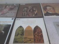 Classical music vinyl