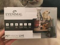 Eyenimal Pet Vision Live Surveillance Camera