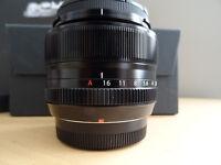 Fujifilm Fujinon Fuji XF35mmf1.4 Lens