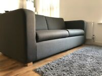 3 Seater Porto Sofabed