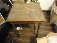 Gateleg Side Table