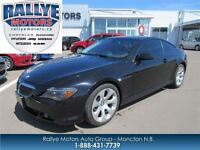 2007 BMW 650 i, 4.8L V-8, 78Km, Has it all !