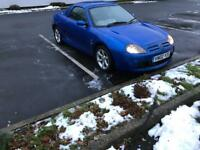 Mg tf 2002 low mileage long mot spares or repairs