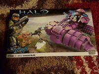 Mega Bloks HALO Covenant Wraith Buildable Playset