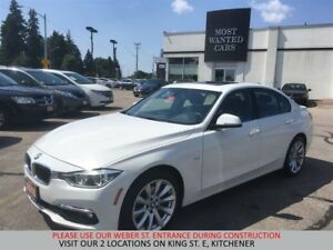 2016 BMW 328I xDrive | NAVIGATION | LUXURY | SUNROOF