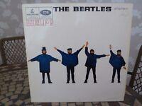 THE BEATLES ( HELP ) LP