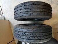 """Brand new 16 """" van tyres"""