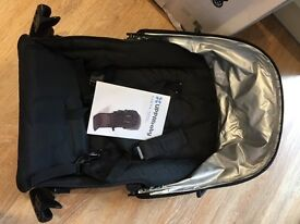 Uppababy Rumble Seat Boxed