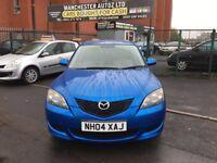 Mazda3 1.6 S Hatchback 5dr SERVICE HISTORY,