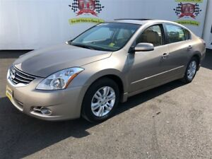 2012 Nissan Altima 2.5 SL, Automatic, Leather, Only 37, 000km