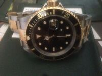 WANTED ROLEX WATCHES GENUINE ONLY PLEASE I CAN TELL THE DIFFERANCE BOX AND PAPERS ESSENTIAL