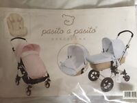 Pasito a pasito - New Car seat cover
