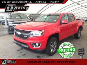 2018 Chevrolet Colorado Z71 HEATED SEATS, REAR VISION CAMERA,...
