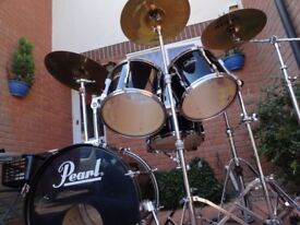 PEARL EXPORT Kit now selling with cymbals and hardware !!!