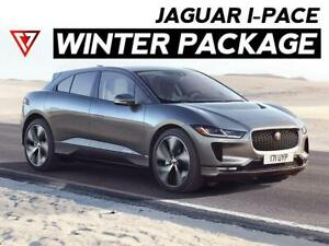 2019 - 2020 Jaguar I PACE WINTER TIRE + WHEEL Package - T1 Motorsports Ontario Preview
