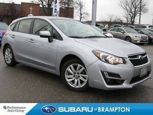 2016 Subaru Impreza Touring Package USED DEMONSTRATOR