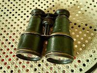 Last price ! Vintage binocular , probably from beginning of last century and free 7×50 binocular