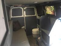 Transit camper van - Offers welcome