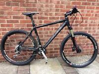 Lightweight Cube Ltd mountain bike