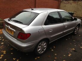 Citroen xsara 1.4 Lx ( make us an offer )