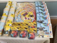 TIMMY TIME JOB LOT OF NEW PARTY / PICNIC ITEMS