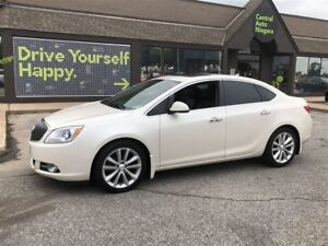 2014 Buick Verano Leather / SUNROOF / NAVIGATION