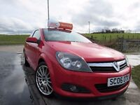 VAUXHALL ASTRA 1.6 SXI 16V TWINPORT 3d 100 BHP 12 Months RAC Breakdown Recovery Years MOT