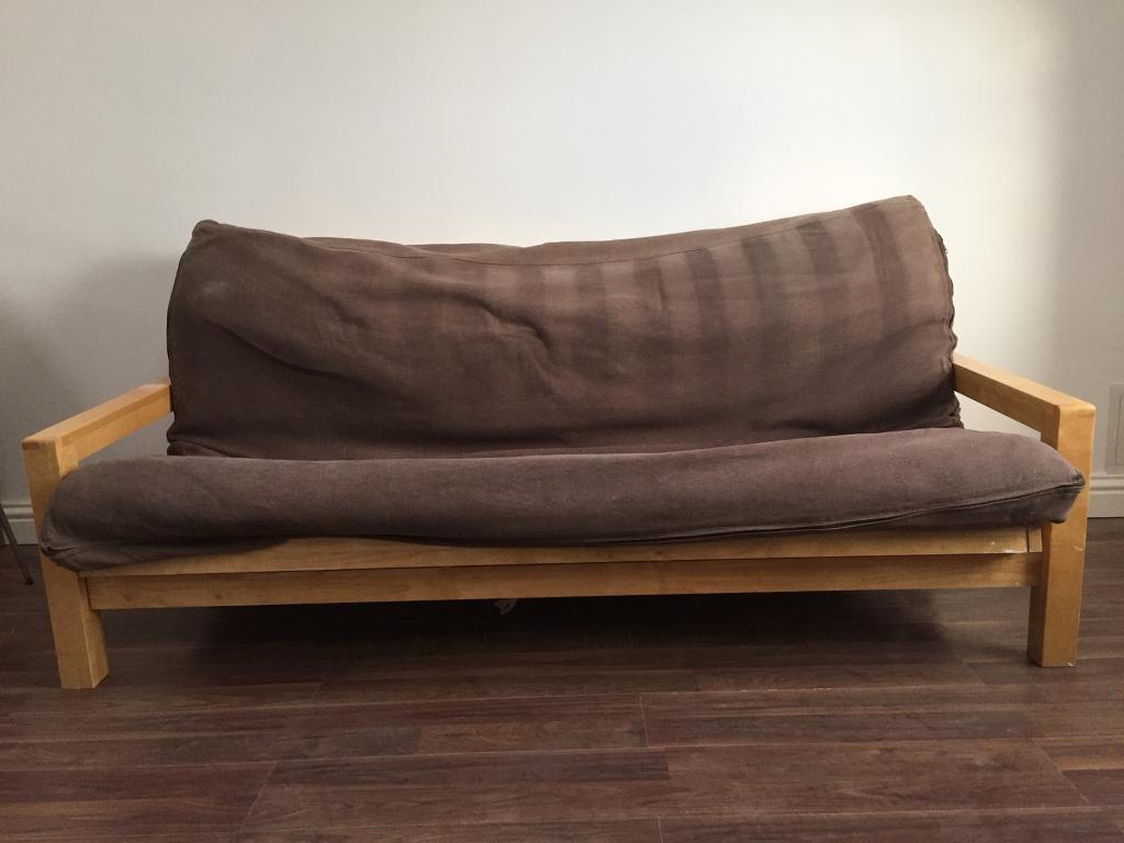 3 Seater Futon Company Sofa Bed