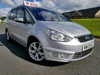 May 2012 Ford Galaxy 2.0 Tdci Titanium 7 Seater! Pan-Roof! Great Spec! Stunning Example! Bargain!