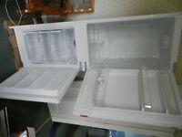 Beko Fridge Freezer , working order, clean, built-in.