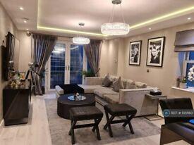 3 bedroom flat in Bristol Court, Birmingham, B5 (3 bed) (#1051180)