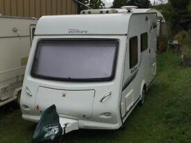 Venture 304 Caravan - (2011) Recently serviced, new tyres. Mint Condition