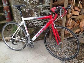 Mens Giant OCR Road Bike (L)