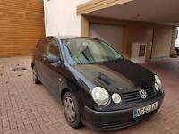 VW polo 1.4 petrol 3door - 52 plate (fresh 12 month MOT) ONO