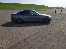 Bmw 5 series for sale £2750 excellent condition inside and out over 1500 spent on it over last 2 yrs
