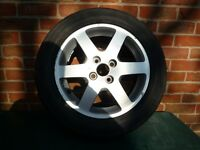 Honda Jazz Alloy Wheel