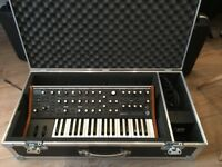 Moog Sub 37 - WITH FLIGHT CASE - Analog Synthesizer Synth - Delivery available