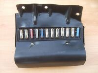 VW T25 DASHBOARD FUSE BOX - EARLY TYPE - AIRCOOLED - TRANSPORTER T3 CAMPER