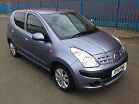 2011 Nissan Pixo N-Tec 1.0 Petrol £20 A Year Tax IDEAL FIRST CAR