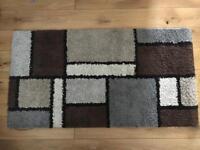 Moonwalk Rug 150x80 cm Livingroom Bedroom Carpet Chocolate