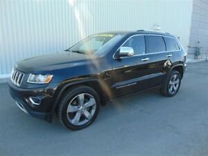 2014 Jeep Grand Cherokee Limited ** GPS + CUIR + TOIT +++ WOW